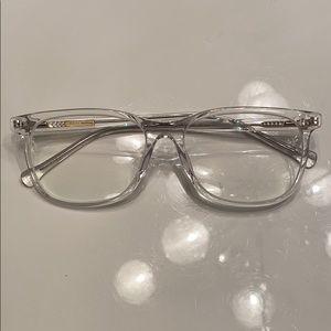 7 For All Mankind Crystal Prescription Glasses 55